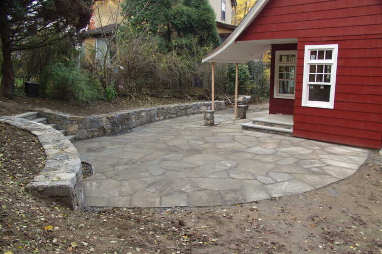 Stone Walks Patios & Steps